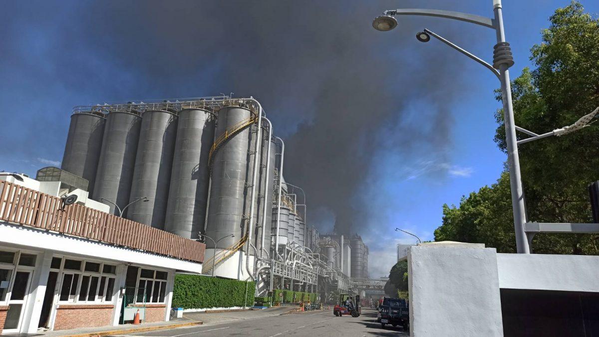 高市台塑聚丙烯廠起火  環保局查核後開罰