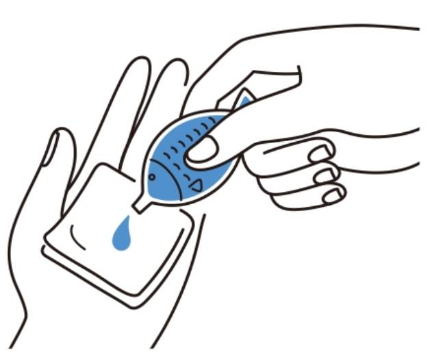 日本創意無限 防疫小魚除菌液成搶手貨
