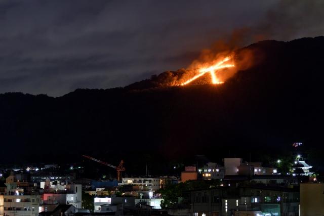 京都夏季風物詩「五山送り火」 將縮小規模舉辦