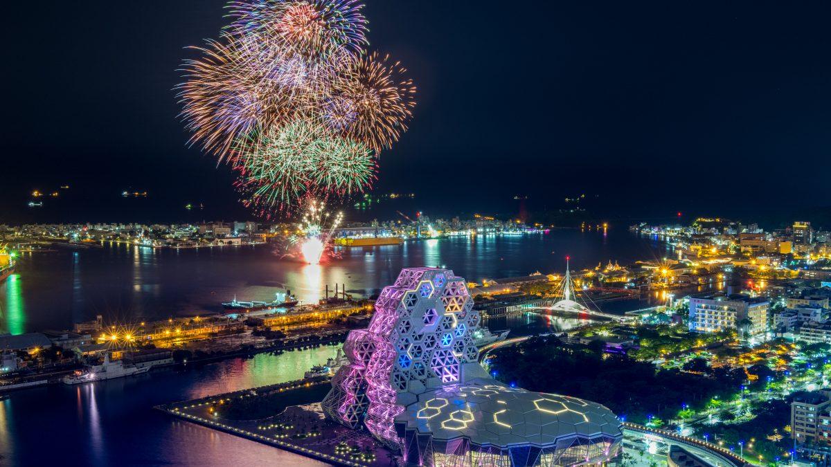 2021國慶焰火重磅回歸港都 2萬幸運兒可近距離欣賞