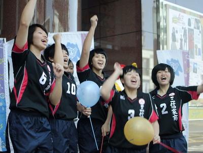 永信杯全國排球錦標賽 高雄巡迴活動