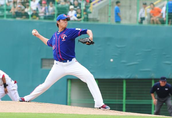 MLB台灣大賽 王建民壓軸登板
