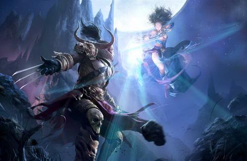 遊戲新幹線宣布代理盛大《星辰變Online》