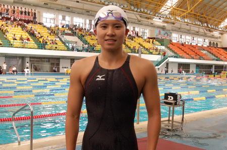 泳協打回票 楊金桂進不了奧運培訓