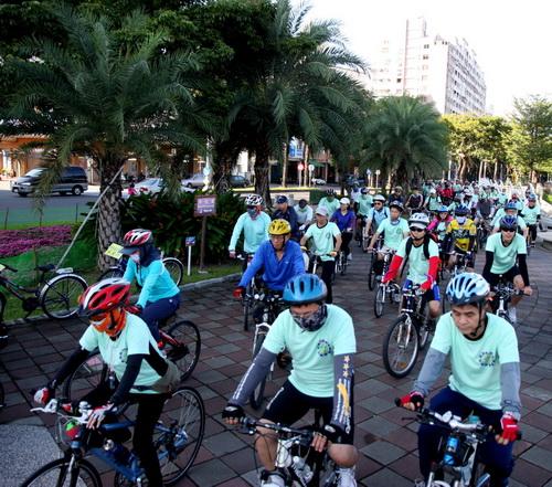 建國百年全國同步自行車騎乘活動