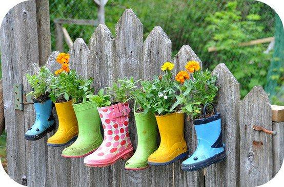 雨鞋誰說只能下雨穿?