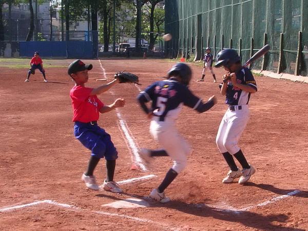 高雄市國小運動會棒球賽