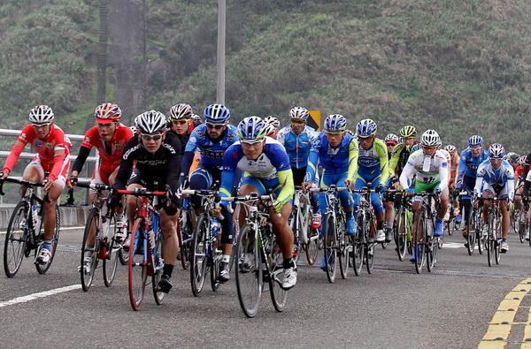 2012國際自由車環台公路大賽16日高雄開跑