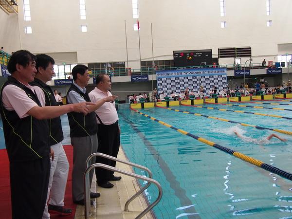 全國美津濃盃分齡游泳錦標賽
