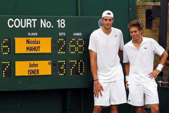 史上最長網球賽 11小時又5分鐘