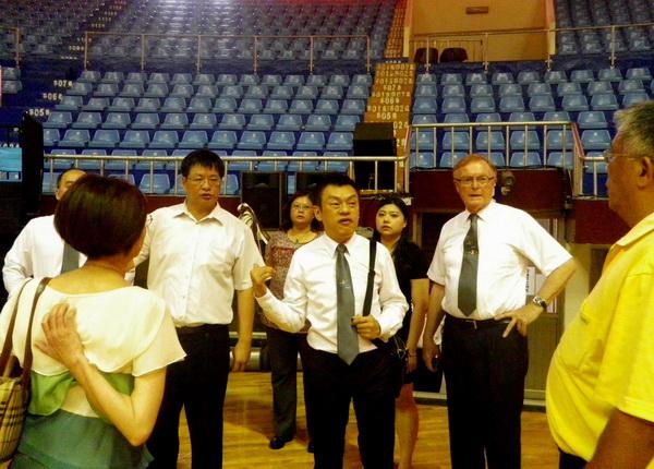 高雄市取得「2013年第1屆世界運動舞蹈大賽」主辦權