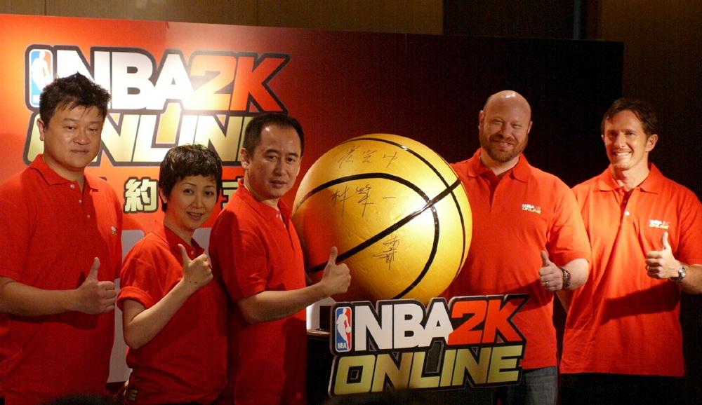 遊戲新幹線取得《NBA2K Online》台港澳代理營運權