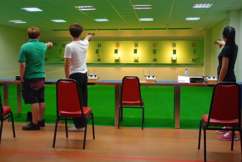 2012世界大學射擊錦標賽於9月4日在俄羅斯喀山開戰