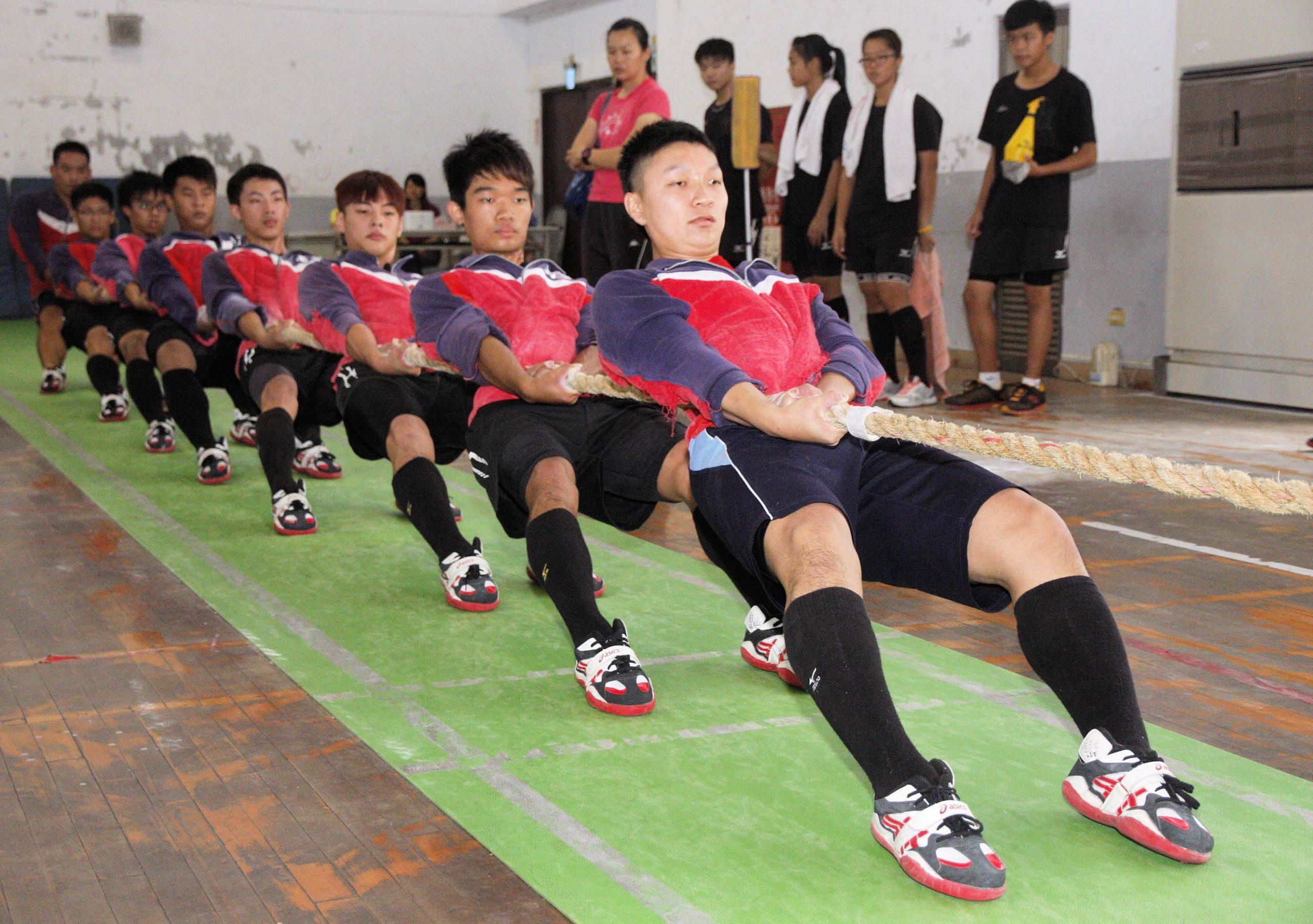 103全民運 高市代表隊展開選拔