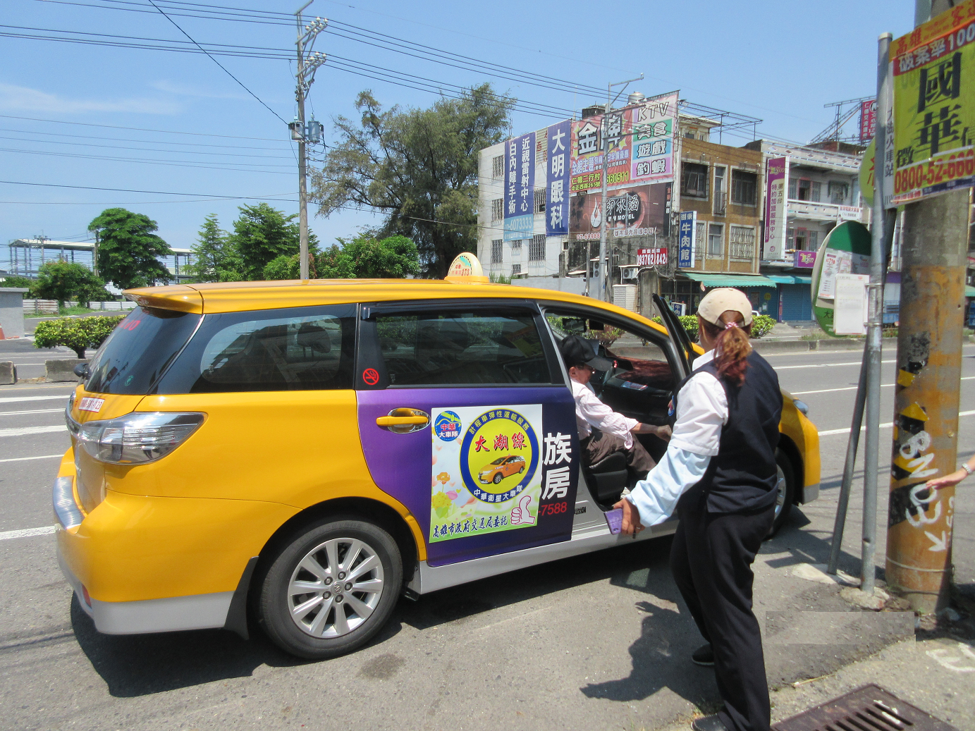 計程車坐免錢 大樹線7月1日起跑