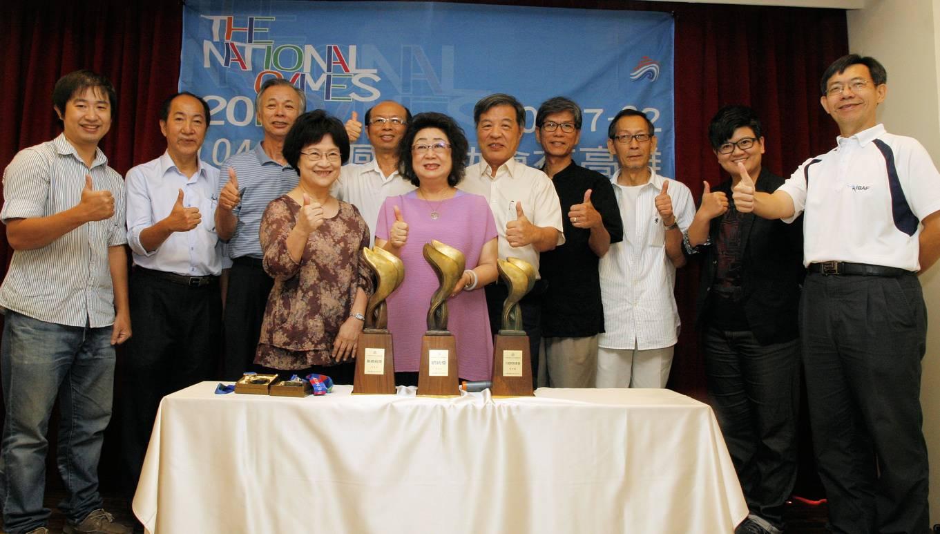 104高雄全國運動會 打造華麗視覺饗宴