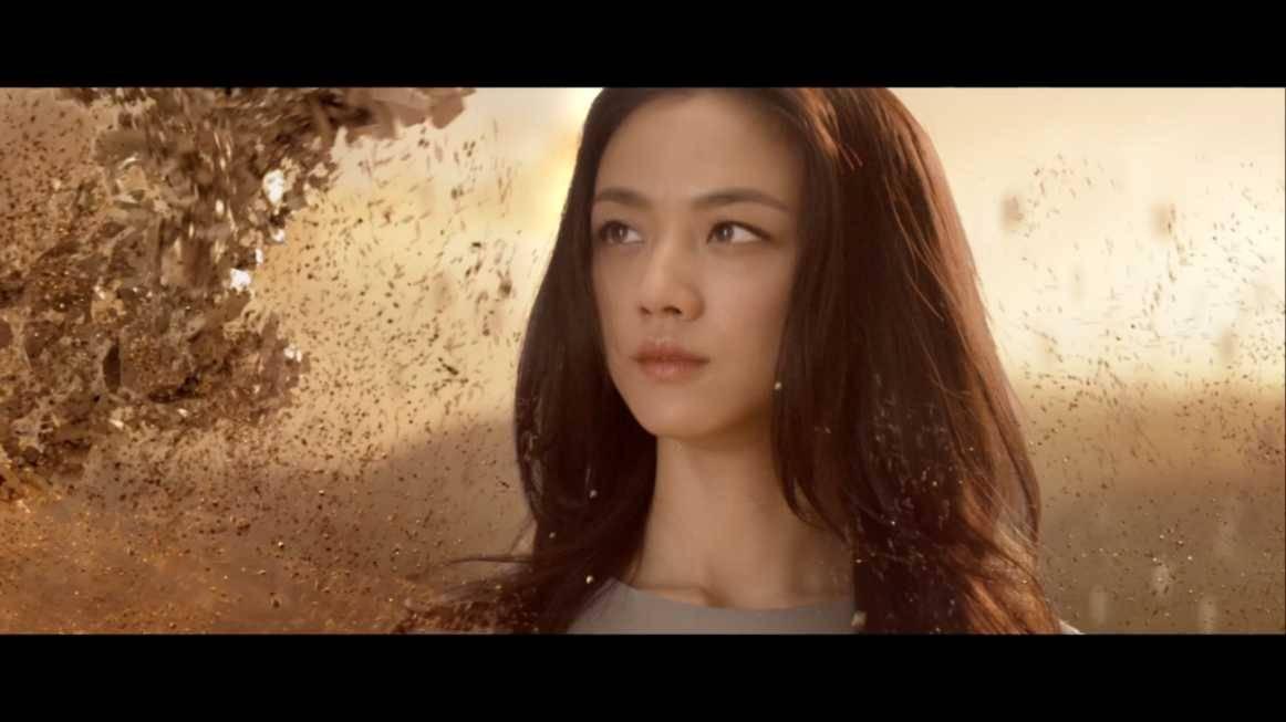 湯唯演繹全新電視廣告 化身現代煉金術繆斯女神