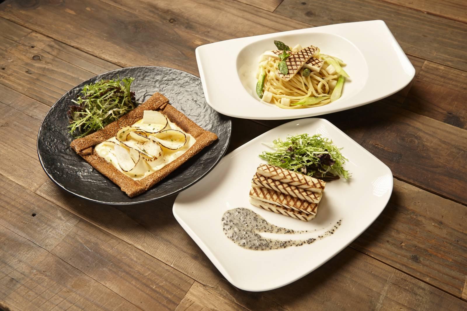 agnès b. Le Pain Grillé 品味在地食材與法式優雅的完美結合