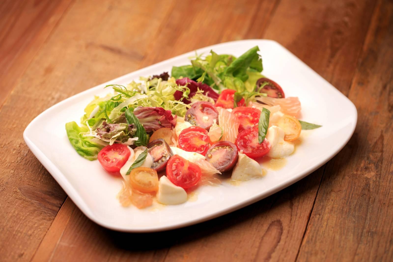 agnès b. Le Pain Grillé 豐收慶典 完美食材一次呈現