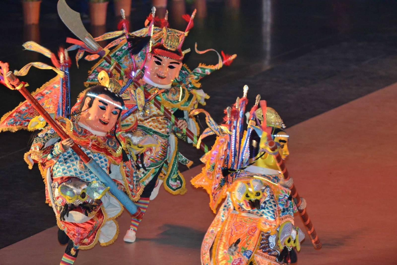 104全國運動會 高雄巨蛋正式揭幕