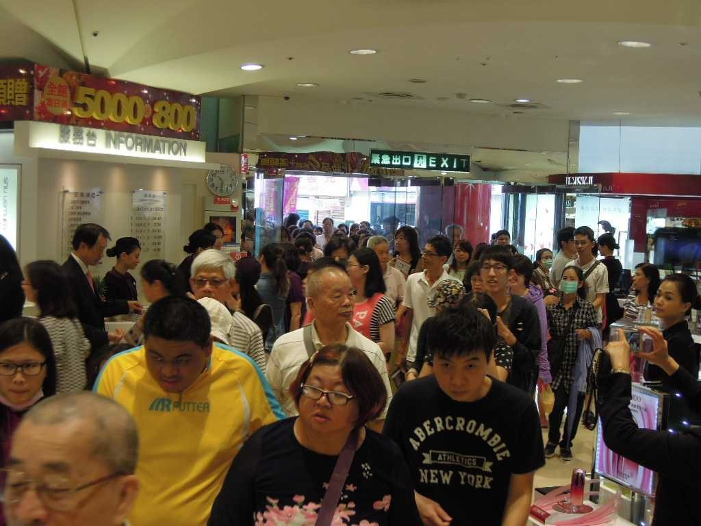 高雄SOGO19週年慶 首日業績成長達20%