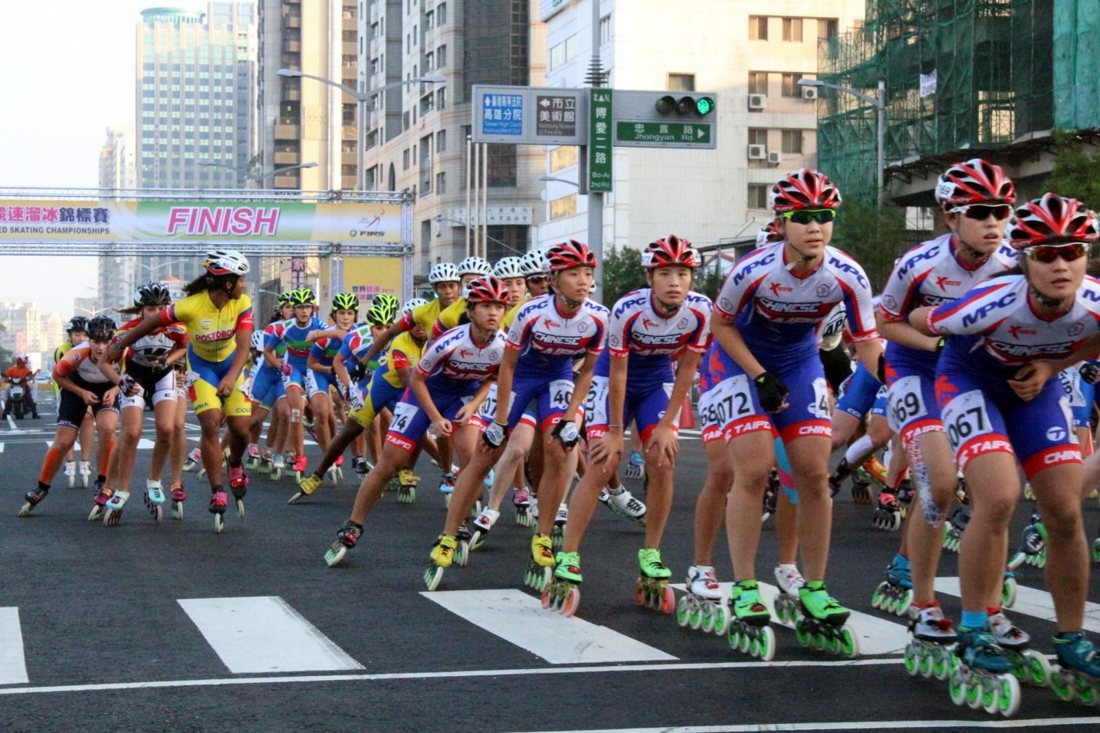 台灣女將奪成女組馬拉松雙牌