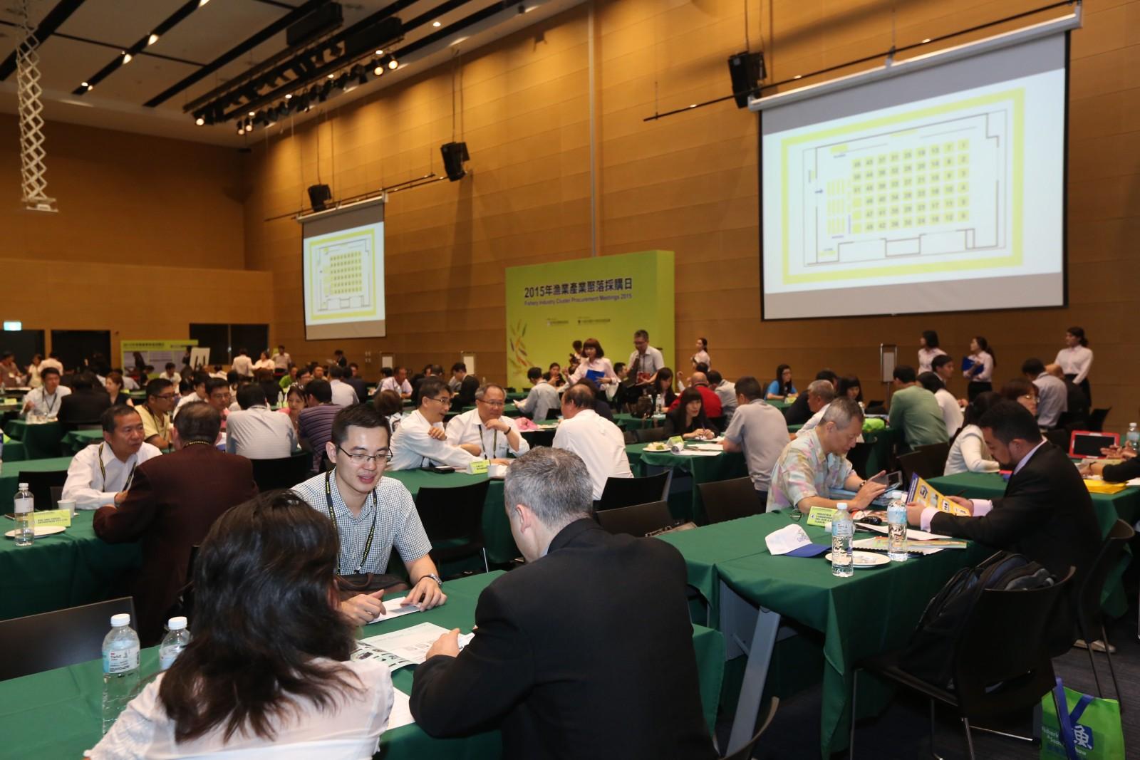 國內外專業買主近5,000人 台灣國際漁業展落幕