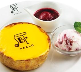 吃貨魂〉大阪排隊甜點來了!「PABLO」半熟起司蛋糕來台灣了