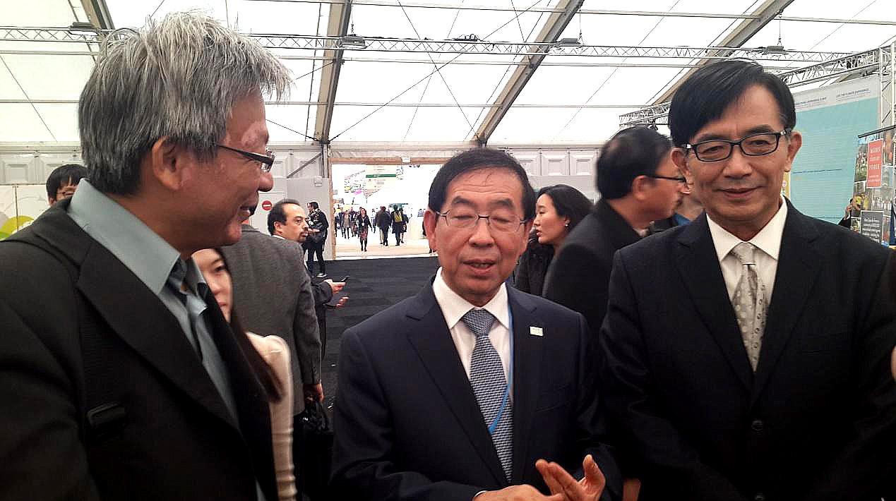 高雄巿邀請全球參與2017年生態交通慶典