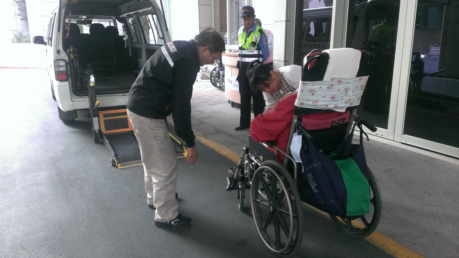 復康巴士持續增加 建構無障礙生活圈