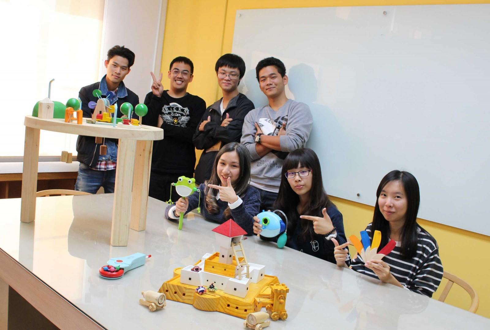 玩具創意賽 第一科大連2年獲獎數全國第1