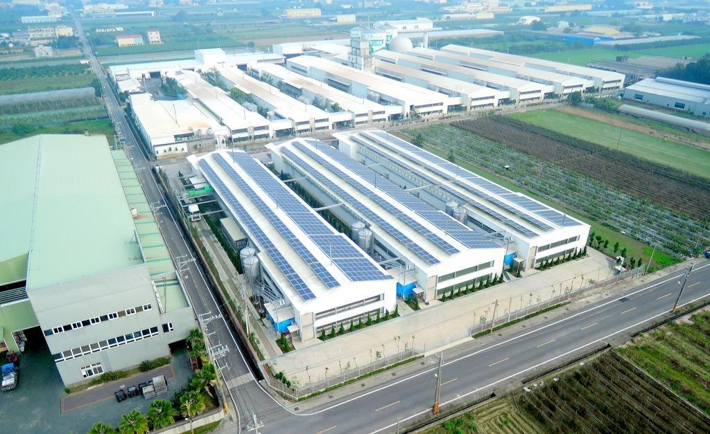 農漁業設施屋頂結合太陽能發電,創造綠能新農業