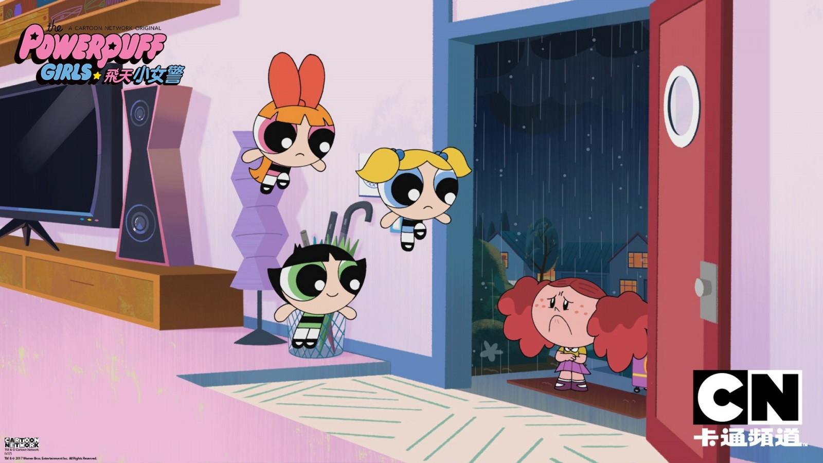 卡通頻道顛覆甜蜜情人節 推出超酷壞蛋日