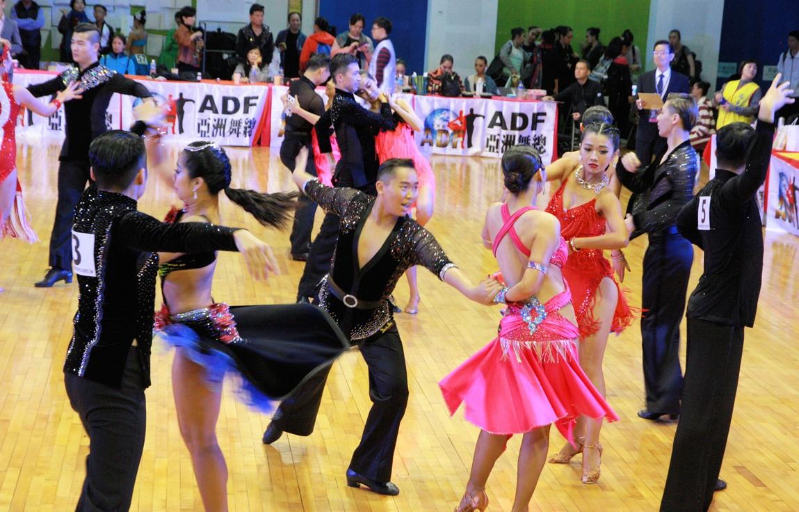 睽違4年 高雄再舉辦世界舞蹈大賽