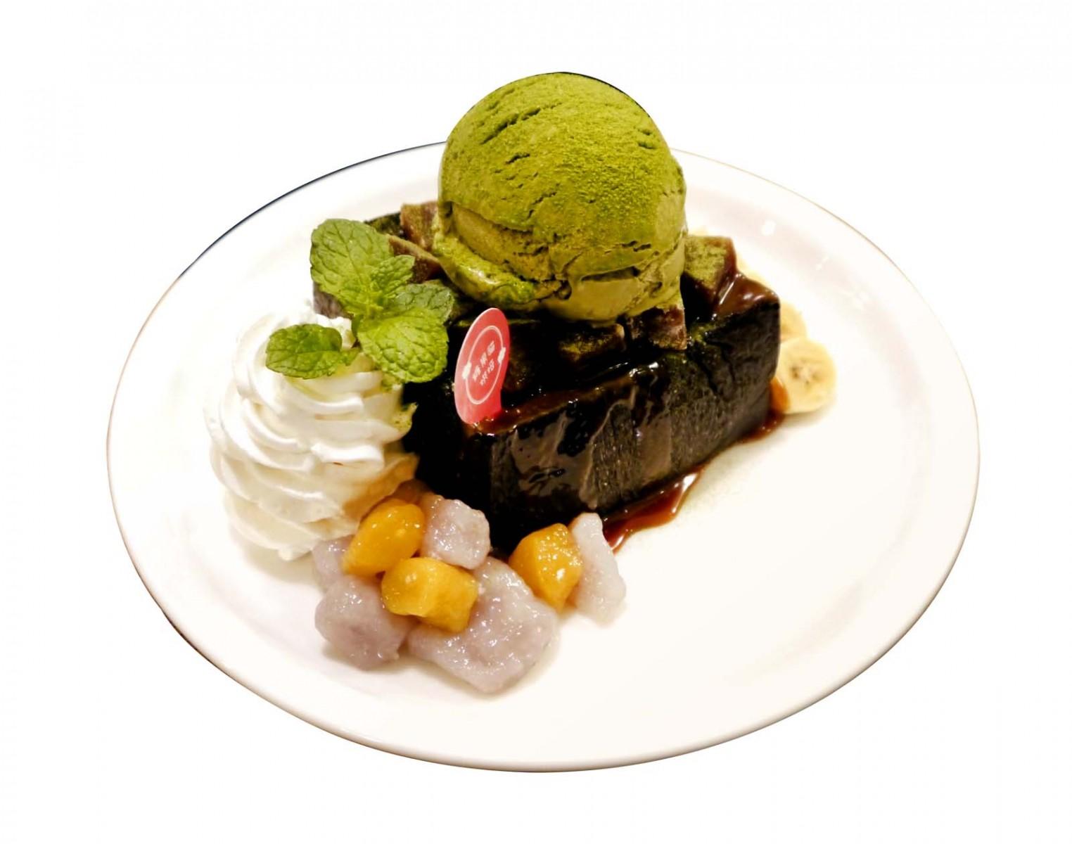 妃黛美式海鮮餐廳新菜色 爆漿吐司甜點吸睛