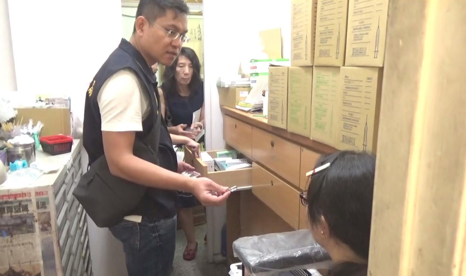 管制藥品直接賣 5人1萬至15萬交保