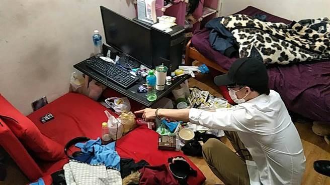 軟禁性侵前女友二審判11年8月