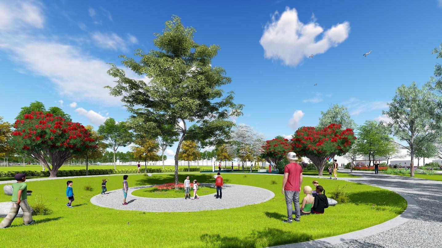 斥資7000萬 岡山眷村闢建5公園明年底完工