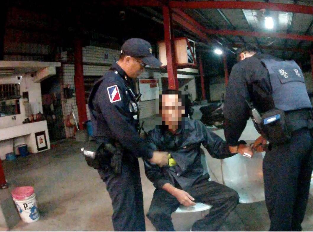 高職生機車被偷 偷車賊躲廟被抓