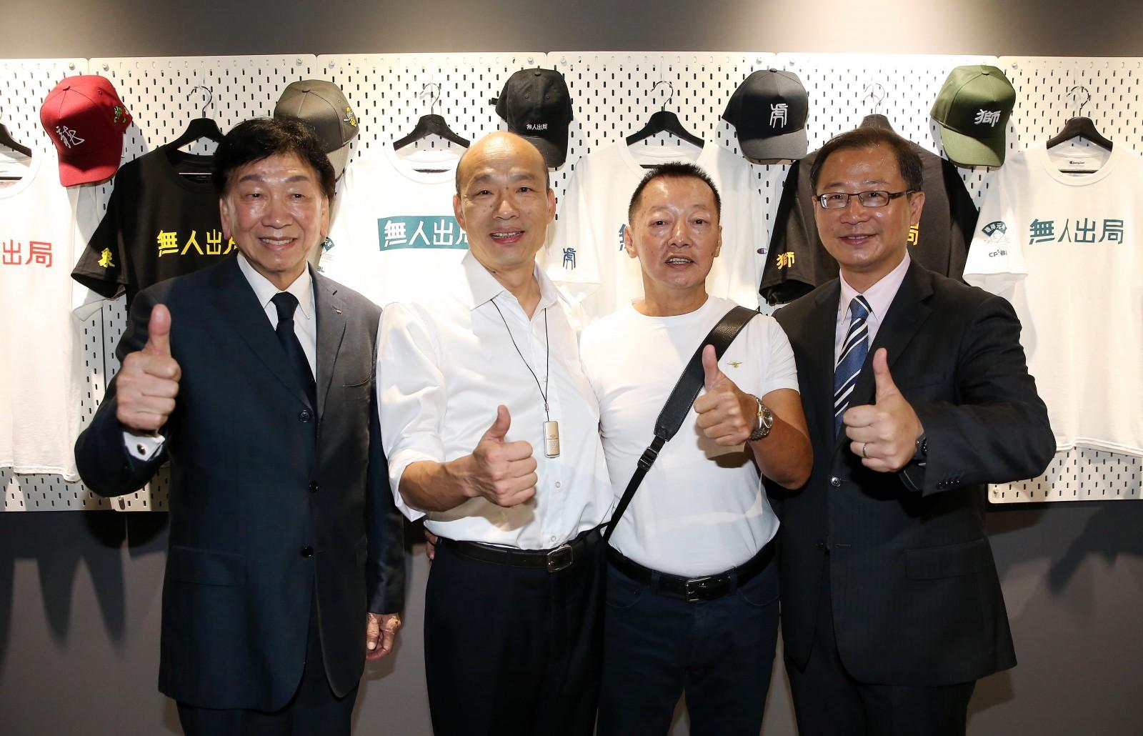 球迷感動!中華職棒30年特展高雄站開幕