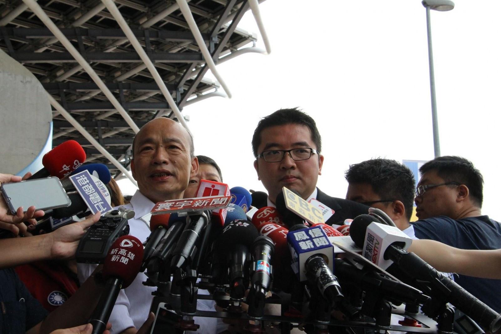 高市府青年局正式成立 韓國瑜:青年是國家的希望