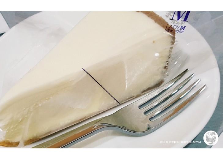 來自紐約貴婦級奢華蛋糕LADY M台中新光三越港中店開箱