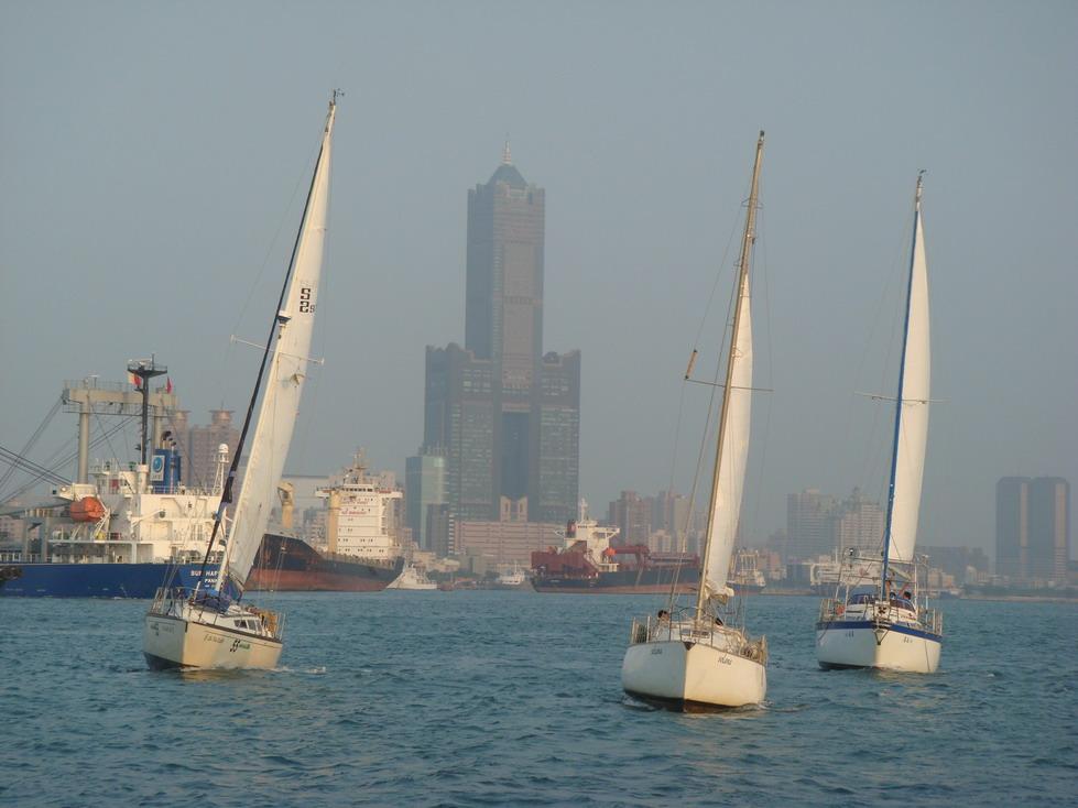2010高雄國際重型帆船邀請賽即將展開!