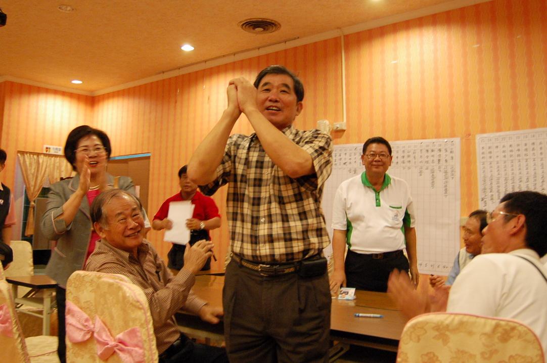 朱文慶當選高雄市體育會理事長
