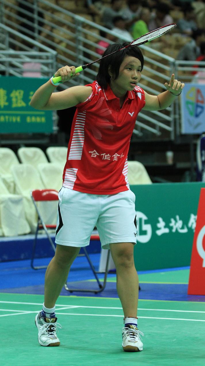 2010台北羽球公開賽》戴資穎個人秀1