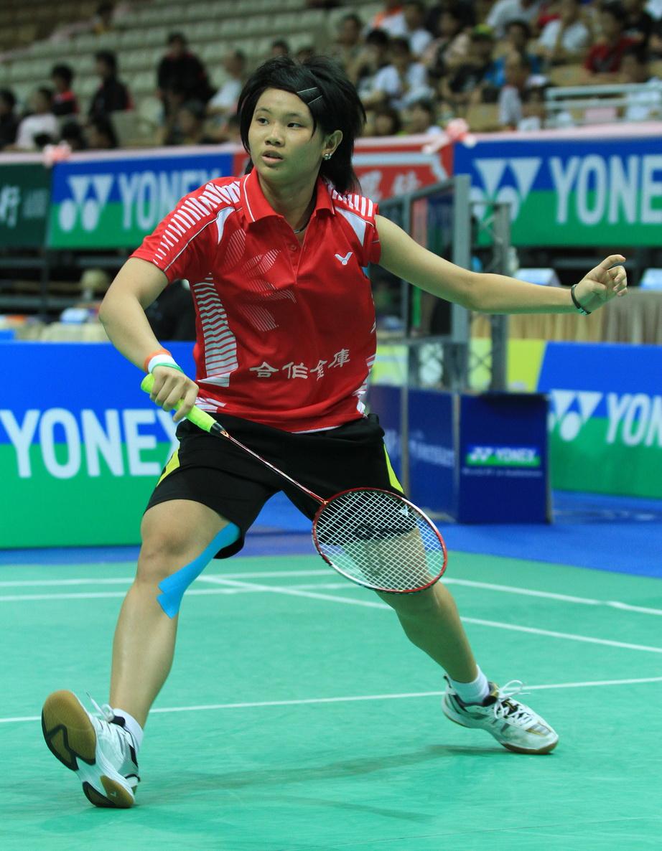 2010台北羽球公開賽》戴資穎個人秀3