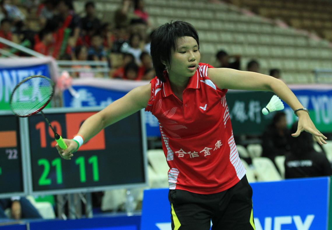 2010台北羽球公開賽》戴資穎個人秀4