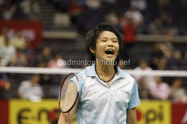 2010新加坡公開賽》戴資穎 經典鏡頭