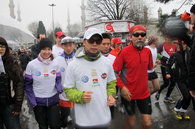 華人驕傲奔向世界 「擁抱絲路」4/20起跑